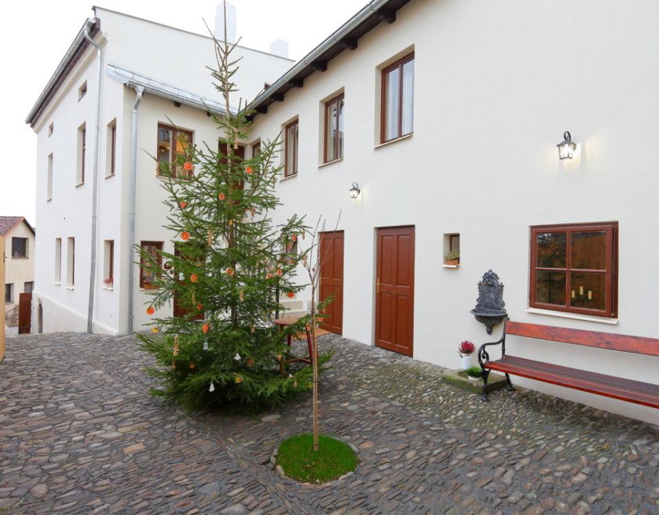 Vánoce Lašská brána Beskyd