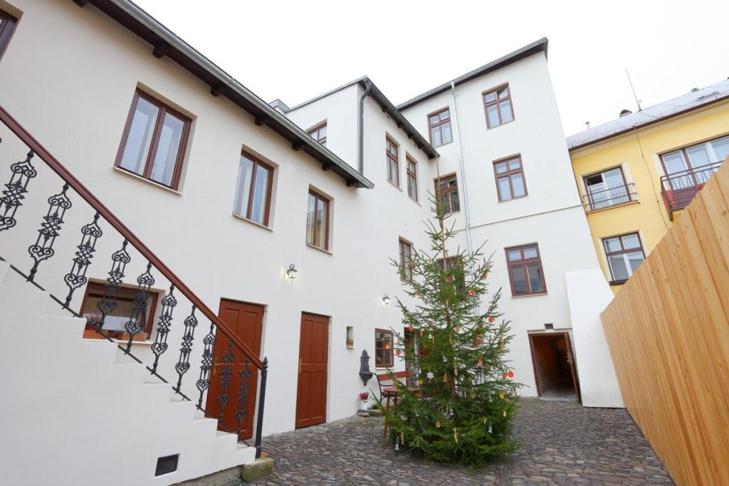 apartmány Lucerna Příbor ubytování