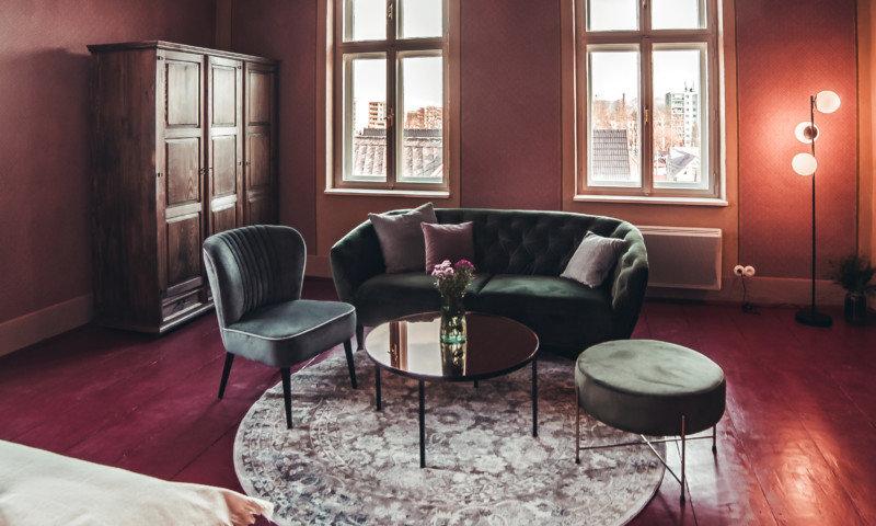 romantika a odpočinek hotel